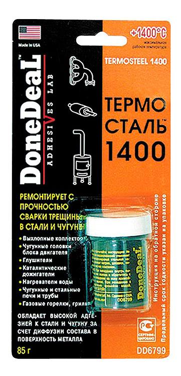 Герметик автомобильный Done Deal DD6799