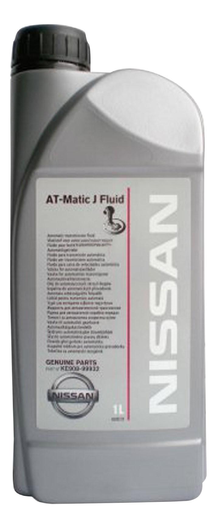 Трансмиссионное масло Nissan 1л KE90899932