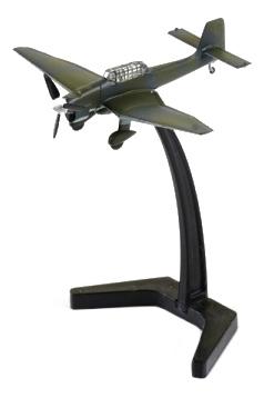 Купить Немецкий пикирующий бомбардировщик Юнкерс Ju-87B2, Модели для сборки Zvezda Самолет Немецкий Пикирующий Бомбардировщик