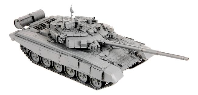 Модель Для Сборки Zvezda Российский Основной Боевой Танк Т-90