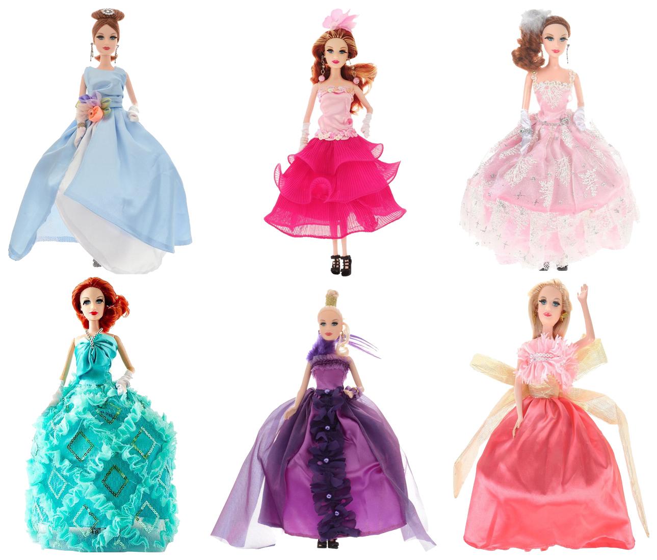 Кукла ABtoys Весенний вальс Королева бала PT-00441 30 см
