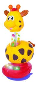 Развивающая игрушка Kiddieland Жираф KID029900