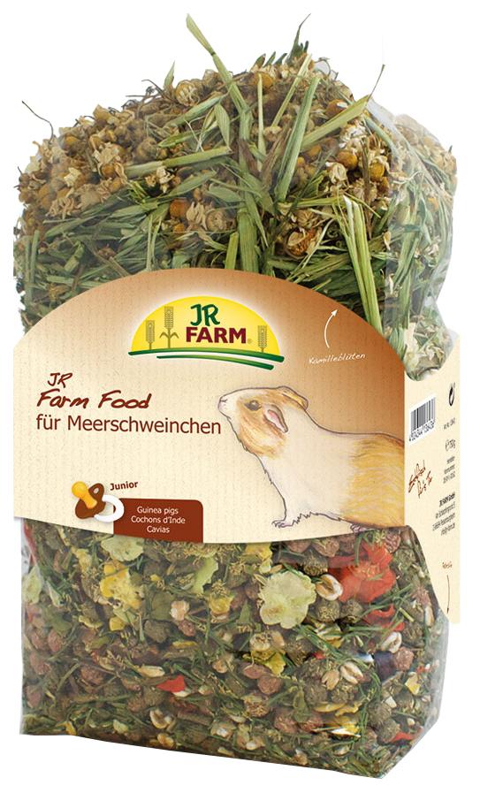 Корм для морских свинок Jr Farm Farm Food Junior 0.75 кг 1 шт фото