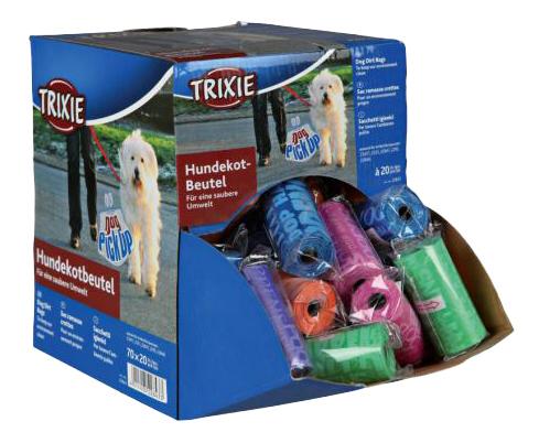 Пакеты для собачьих экскрементов TRIXIE 70 рулонов