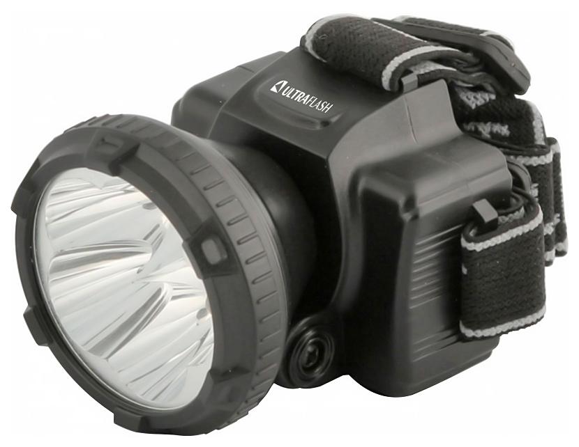 Туристический фонарь Camelion Ultraflash LED5365 черный, 2 режима