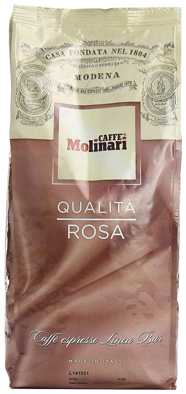 Кофе в зернах Molinari rosa 1000 г фото