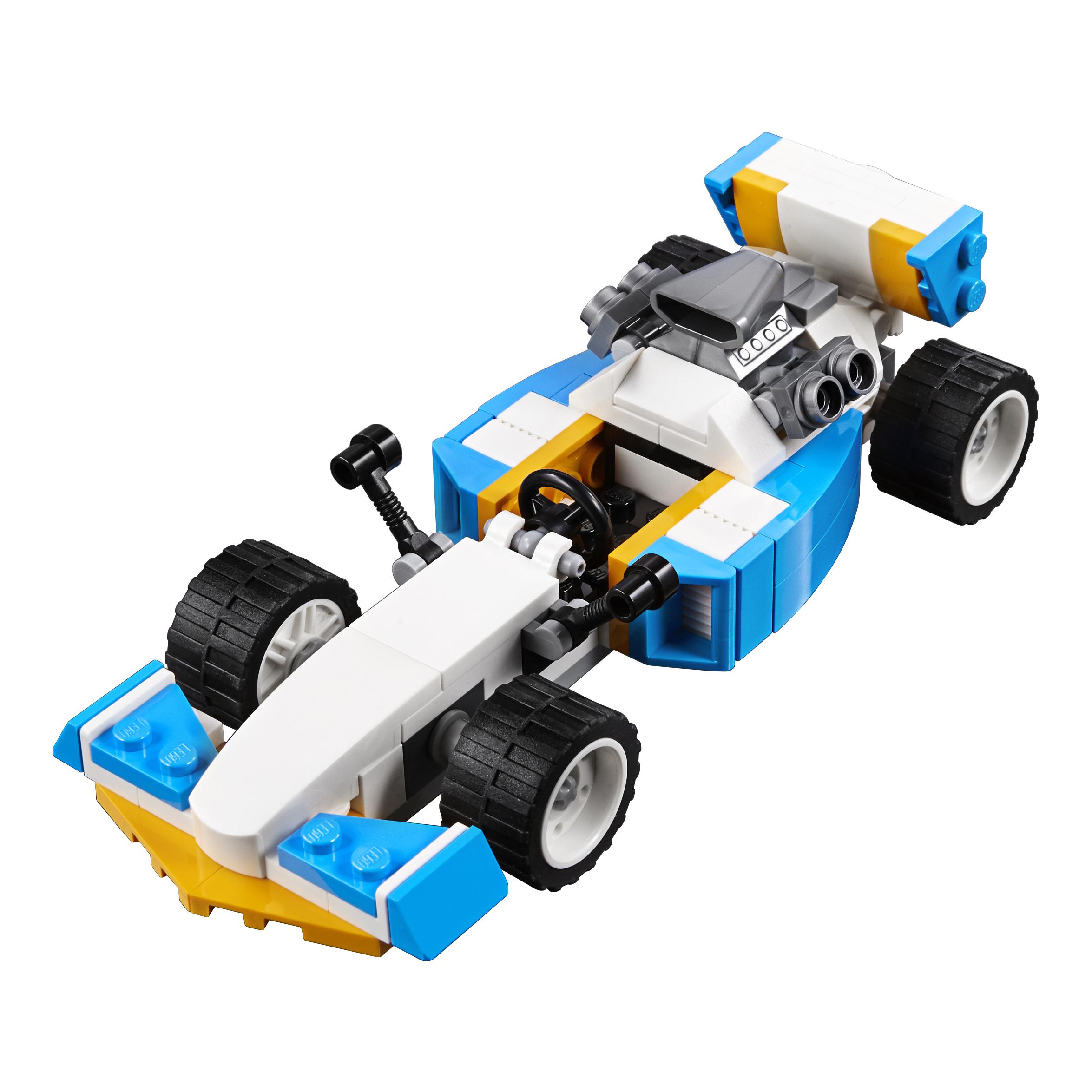 Конструктор LEGO Creator Экстремальные гонки (31072) фото