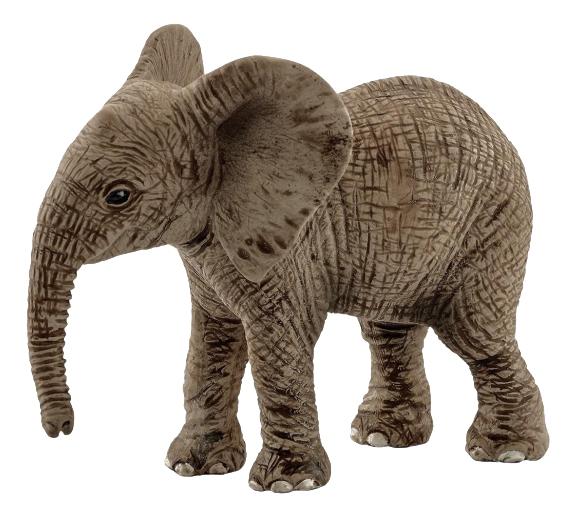 Купить Фигурка Африканский слон детёныш Schleich Wild Life 14763,