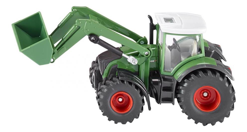 Купить Масштабный трактор Siku с ковшом Fendt 936 1:50 1981, Строительная техника
