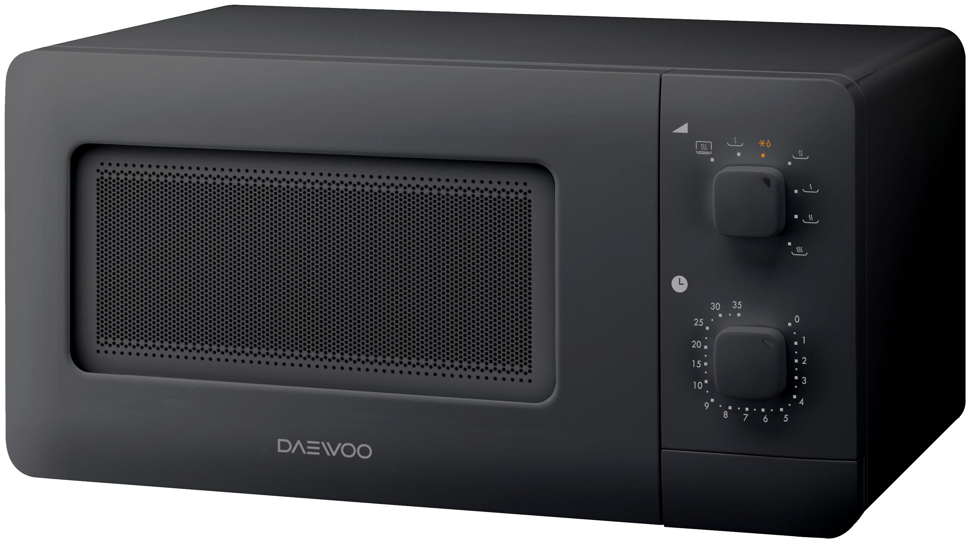 Микроволновая печь соло Daewoo Electronics KOR 5A07B