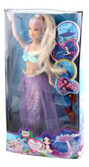 Кукла Русалка Shenzhen Toys Д30059