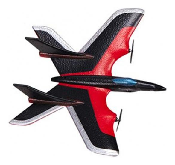 Shenzhen toys Самолет р у x fighter с электродвигателем красный Shenzhen toys М32295 фото