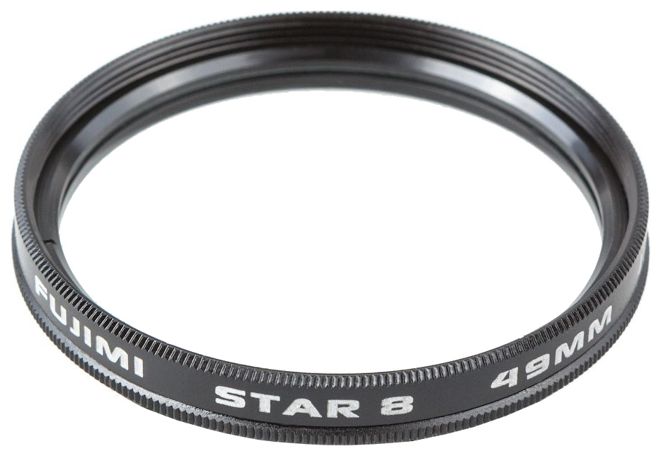 Светофильтр Fujimi Rotate Star 8 82 мм