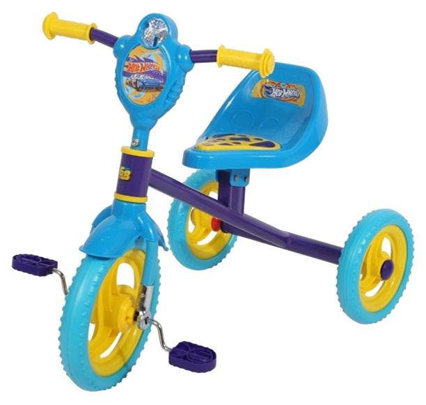 Купить Велосипед трехколесный 1 TOY Hot wheels Т11706, Детские трехколесные велосипеды