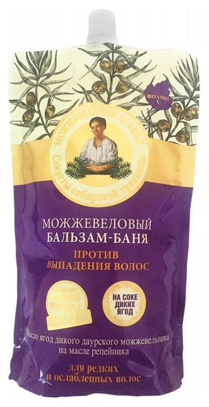 Шампунь Рецепты Бабушки Агафьи Можжевеловый 500 мл