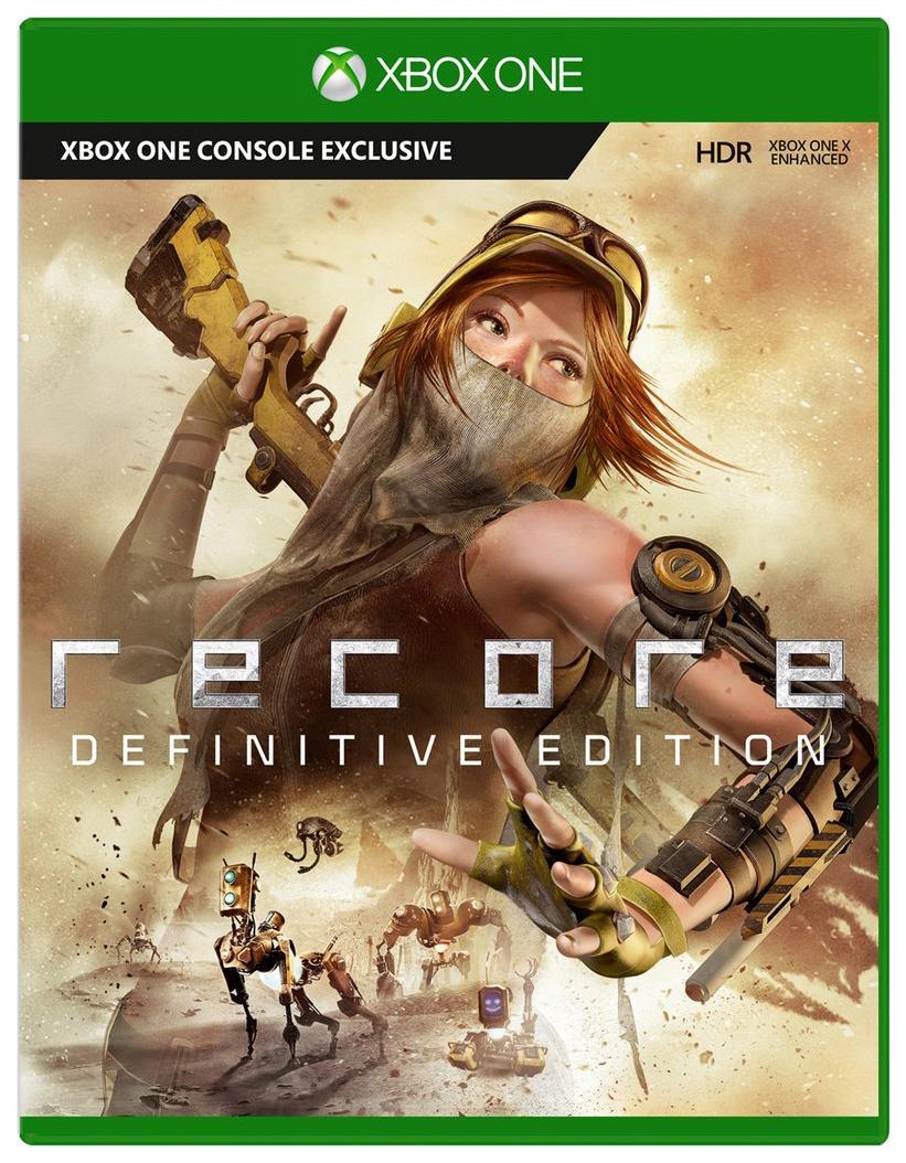 Игра Recore Definitive Edition для Xbox One фото
