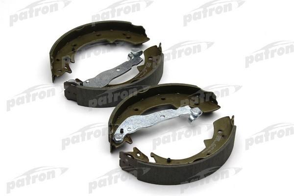 Тормозные колодки барабанные  PATRON PSP076