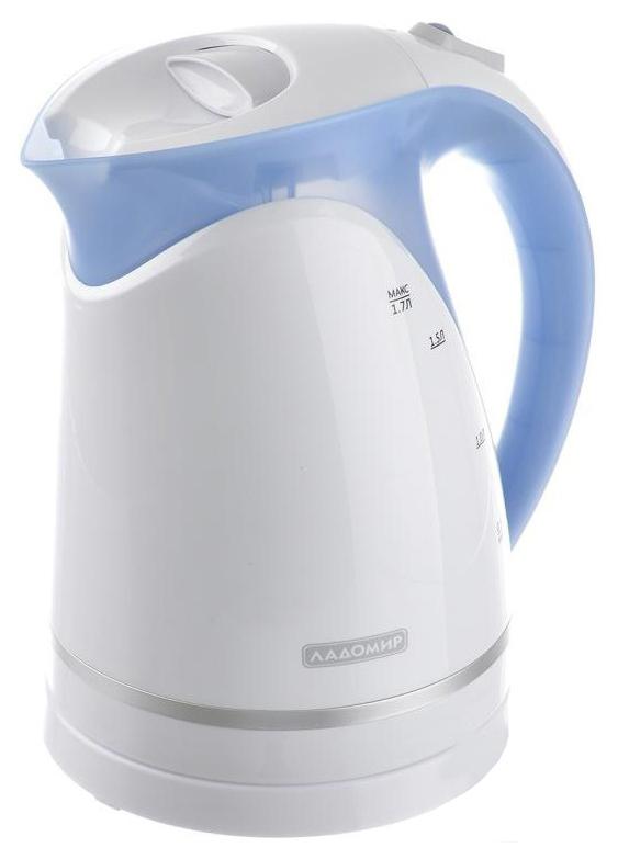 Чайник электрический Ладомир 324 Blue/White