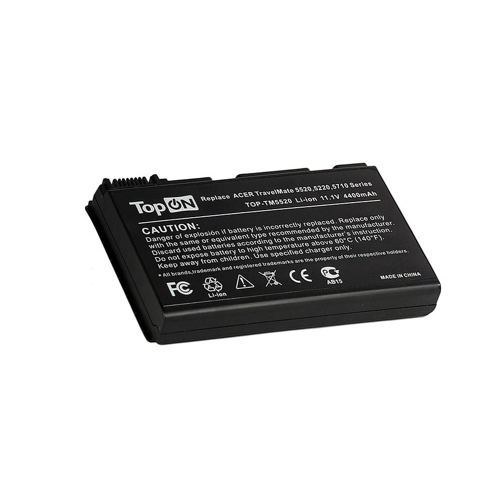 Аккумулятор для ноутбука Acer Extensa 5220, 5620, TravelMate 5320, 5520, 5530, 57