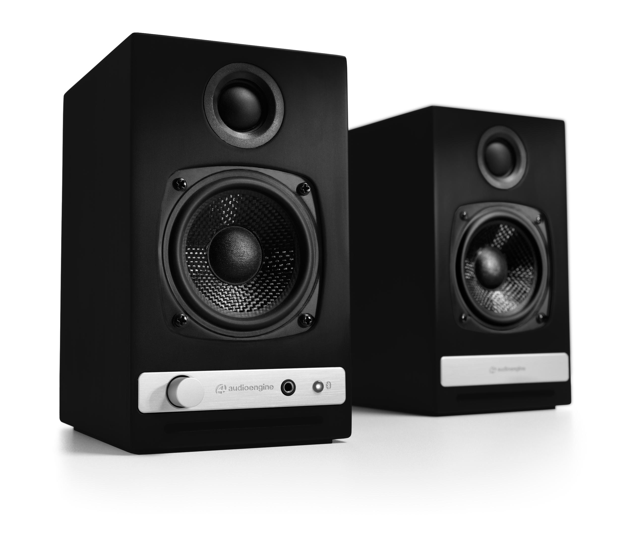 Audioengine HD3 Black Активная беспроводная акустическая система
