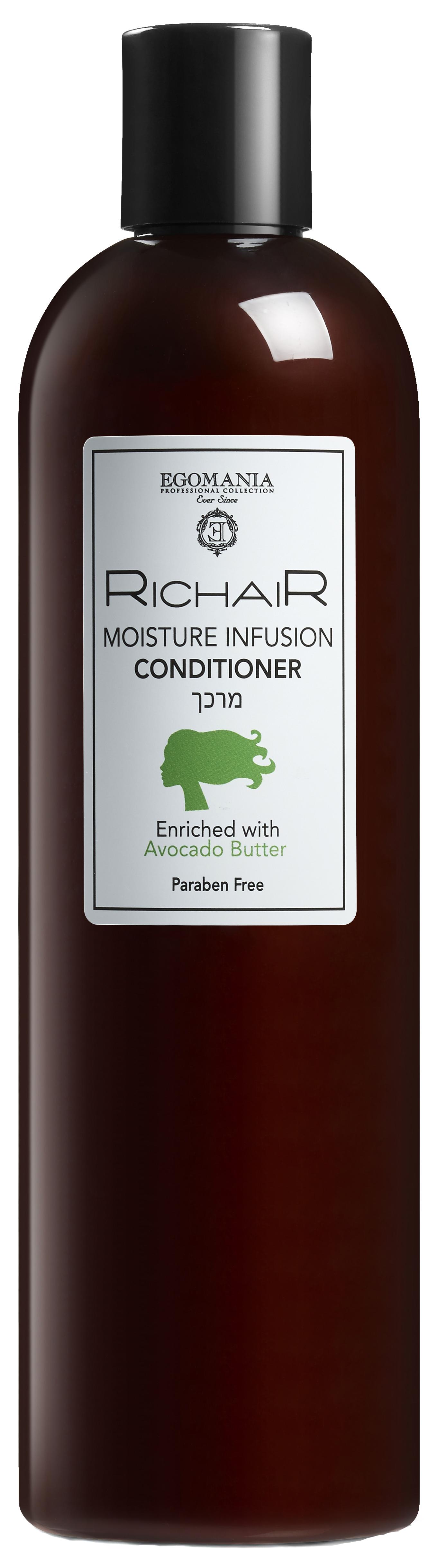 Купить Кондиционер для волос Egomania Professional Richair Moisture Infusion Conditioner 400 мл