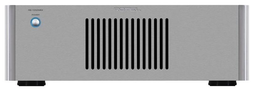 Усилитель мощности Rotel RB 1552 MKII Silver