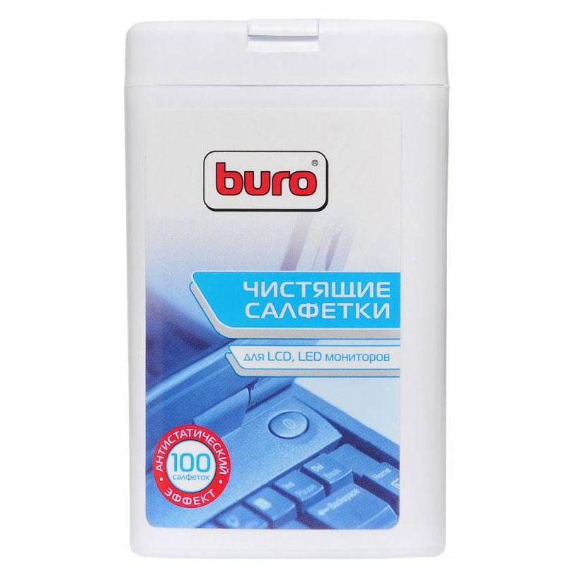 Салфетки для экрана BURO BU TFT