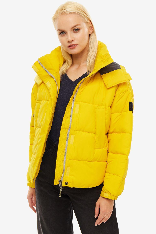 Куртка женская Lee желтая