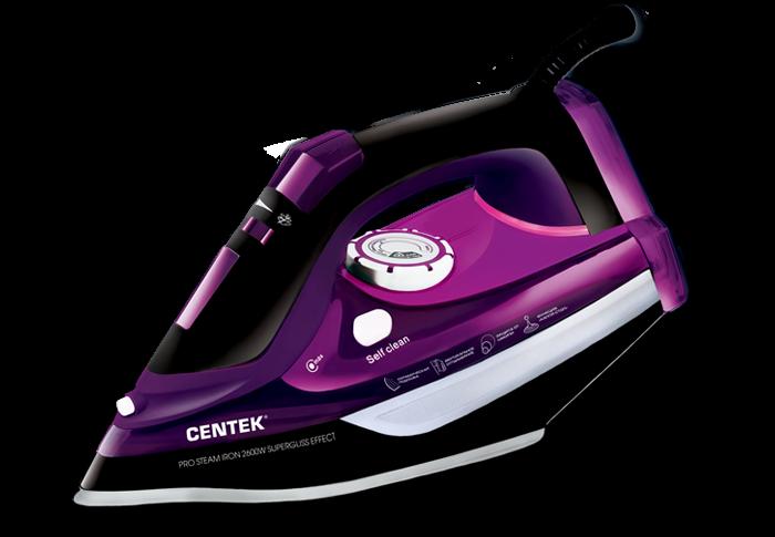 Утюг Centek CT 2327 Violet