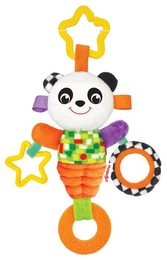 Купить Подвесная игрушка Азбукварик Панда, Подвесные игрушки