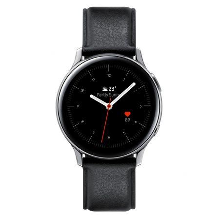 Смарт-часыSamsungGalaxyWatchActive244ммSteel фото
