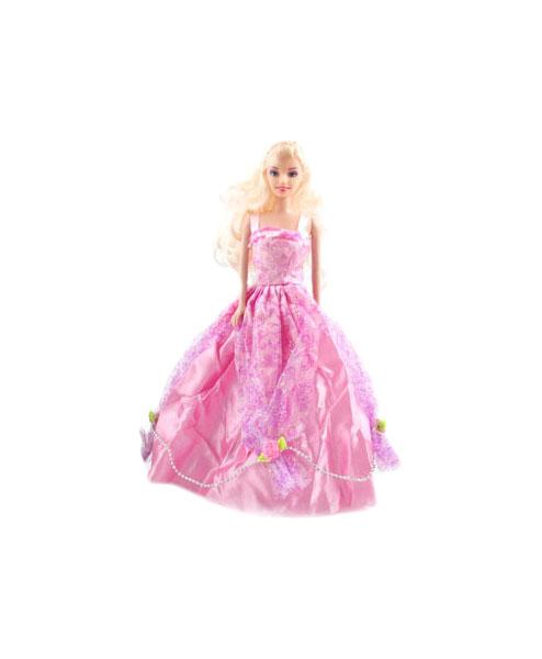 Кукла в длинном платье, 29 см