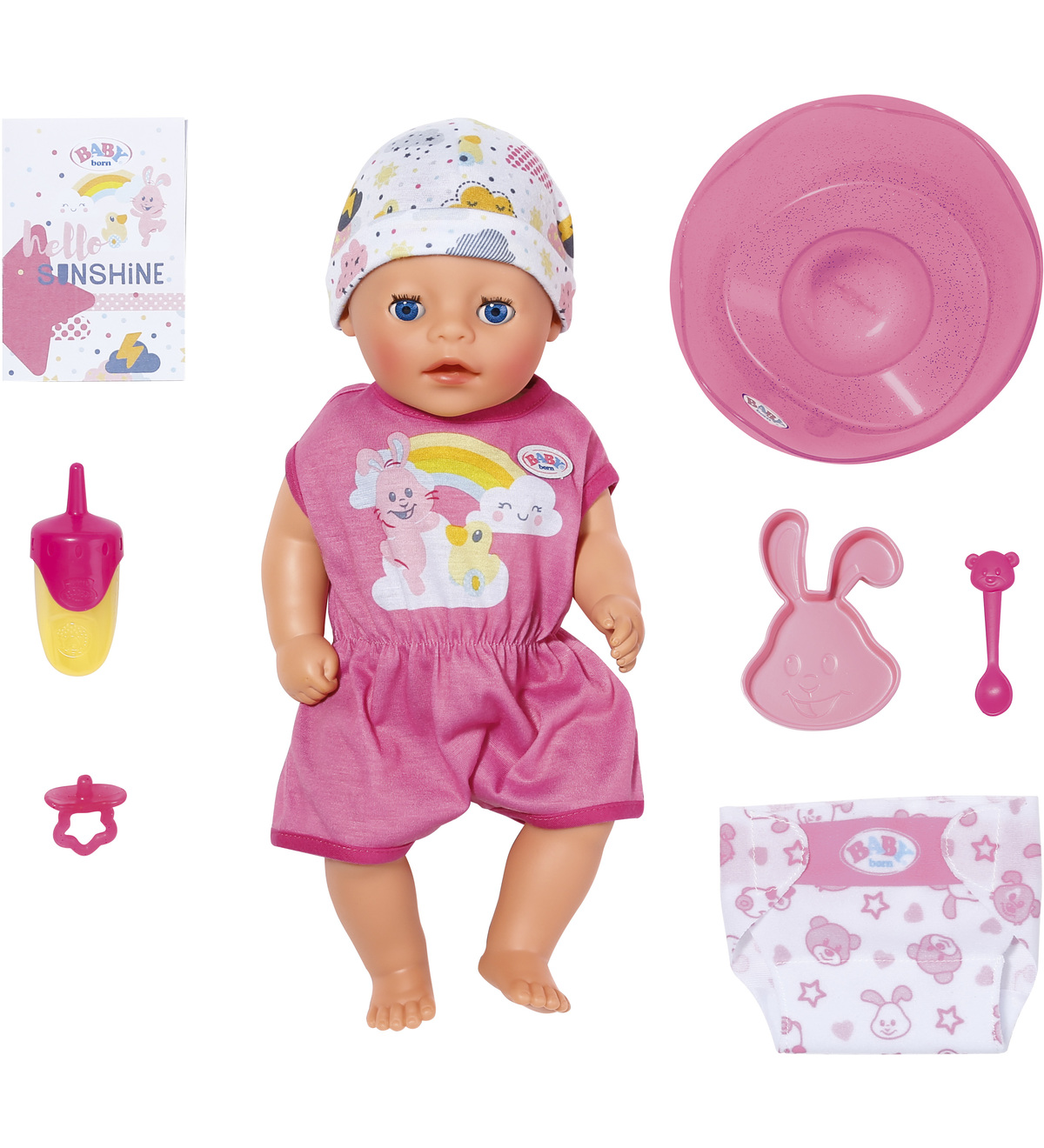 Кукла Zapf Creation my little Baby Born