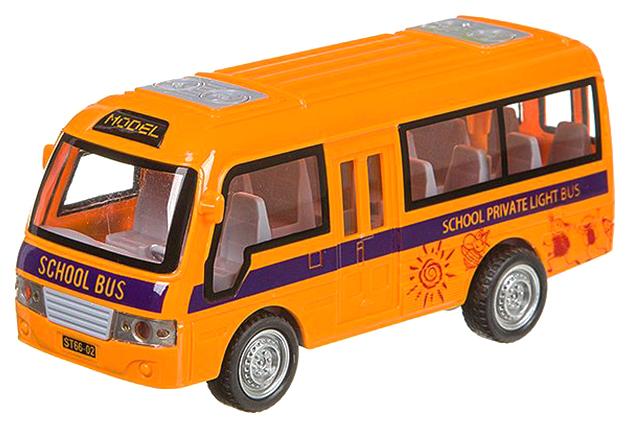 Автобус Yako Toys серия На земле