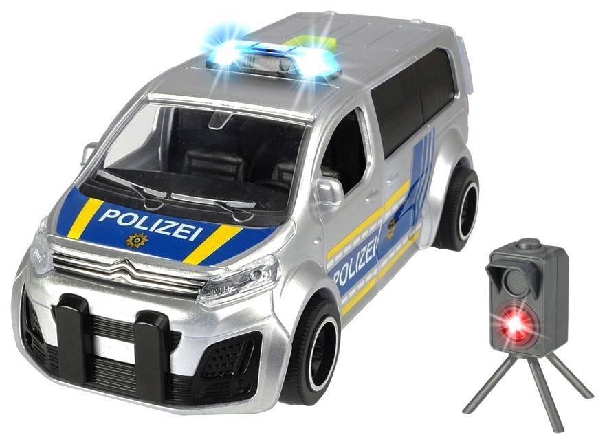 Полицейский фрикционный минивэн Dickie Toys Citroen Space
