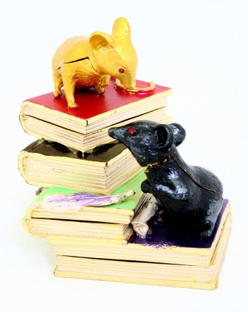 Neogift Фигурка мыши на книгах Neogift Е77002 фото
