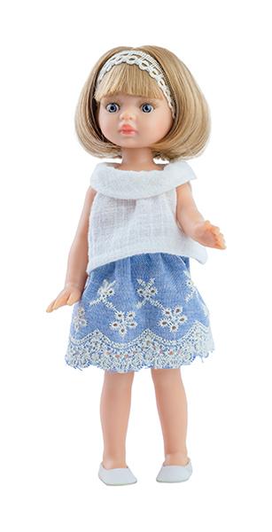 Купить Кукла Paola Reina Мартина 21 см, Классические куклы