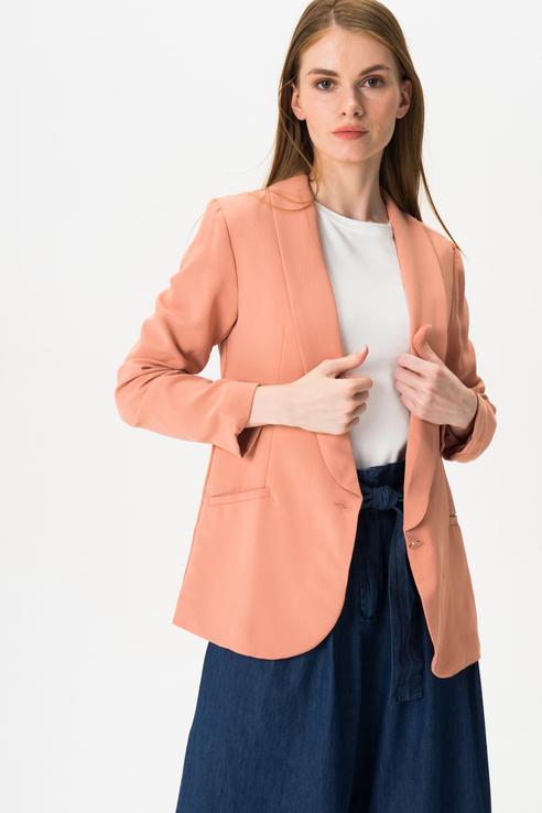 Пиджак женский Daphnea 2391 розовый S