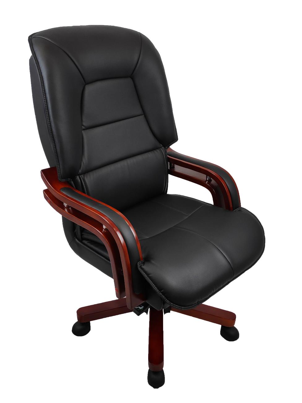Кресло руководителя Raybe KB-026 1051764, черный