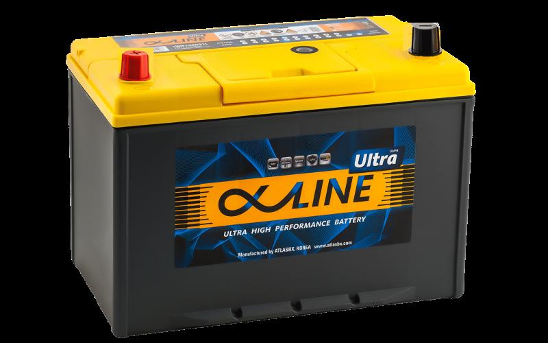 Аккумулятор ALPHALINE ULTRA 135D31R фото