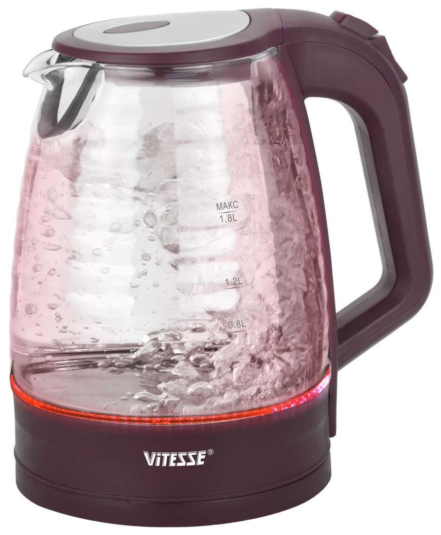 Чайник электрический Vitesse VS 179 Burgundy