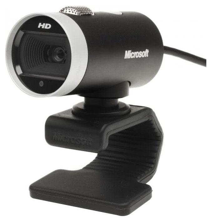 Web-камера Microsoft LifeCam Cinema for Business Черный/Серебристый (6CH-00002)