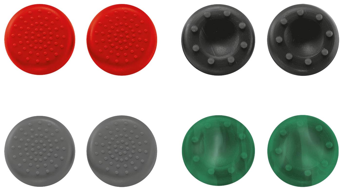 Защитные накладки для стиков Trust 20815 Красный,