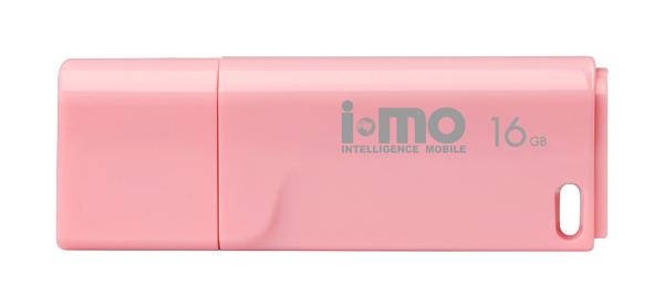 USB флешка IMO Tornado 16GB Pink (IM16GBTN