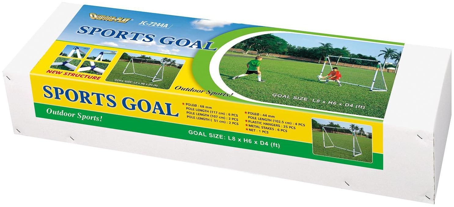 Ворота игровые DFC 8 ft Sports GOAL7244A