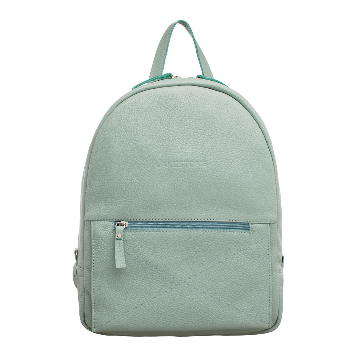 Рюкзак женский кожаный Lakestone 9123917/MG фото