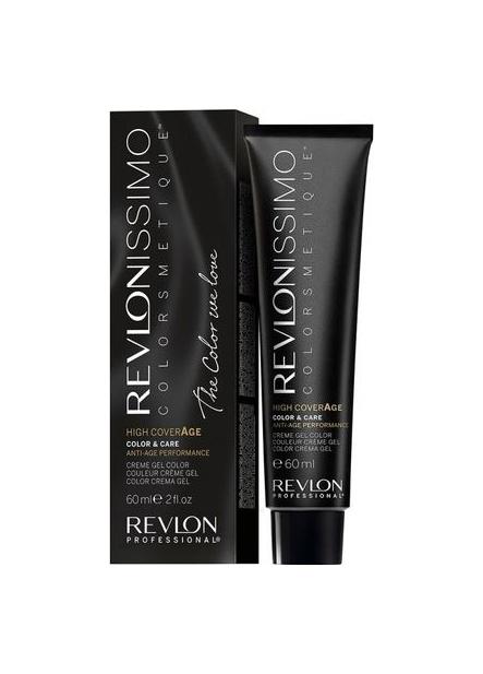 Краска для волос Revlon Professional Revlonissimo NMT High Coverage Снежный темный блондин