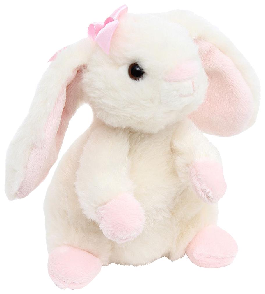 Мягкая игрушка Leader Kids Кролик 14 см