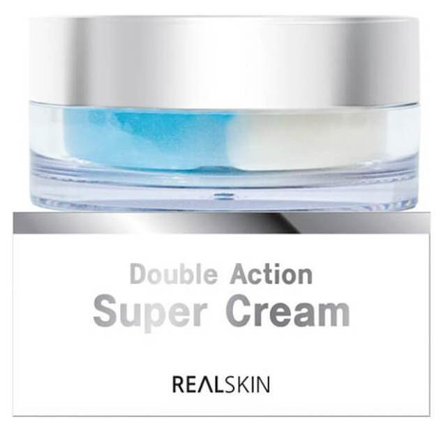 Крем для лица Realskin Double Action Super Cream