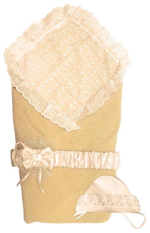 Купить Комплект Сонный Гномик Карамелька желтый меланж К002/41, Сонный гномик, Комплекты для новорожденных
